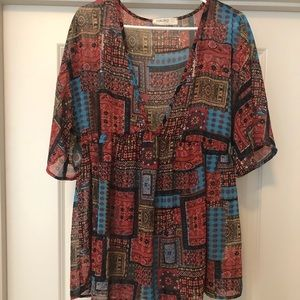 Perfect spring/summer blouse